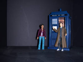 Martha and Ten by MisterBill82