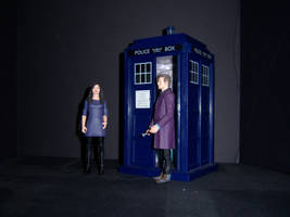 Clara and Eleven by MisterBill82