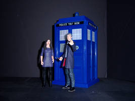 Clara and Twelve by MisterBill82