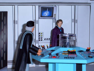 Changing of the Guard by WeirdFantasticToys