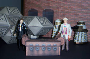 Remembrance of the Daleks by WeirdFantasticToys