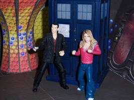 Against the Daleks by WeirdFantasticToys