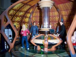 Series 1 TARDIS Crew by MisterBill82