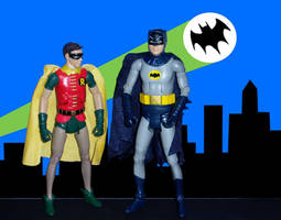 Gotham's Protectors by WeirdFantasticToys