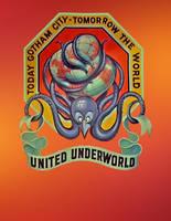 United Underworld Logo Backdrop by MisterBill82