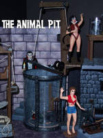 The Animal Pit by WeirdFantasticToys