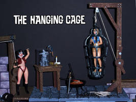 Hanging Cage by WeirdFantasticToys
