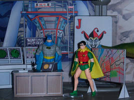 Batcave 01 by MisterBill82