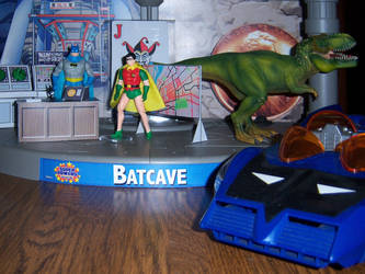 Batcave by MisterBill82