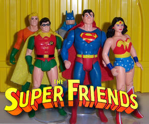 SuperFriends by MisterBill82