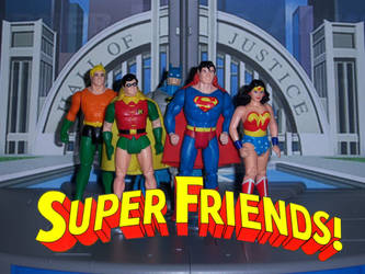 SuperFriends Classic by MisterBill82