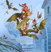Fairy Hunters by JohnPatience