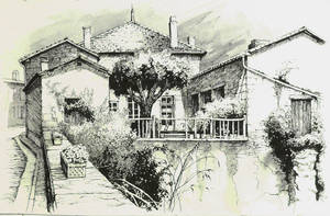 Aubeterre 2 by JohnPatience