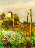 Villebois- Lavalette by JohnPatience