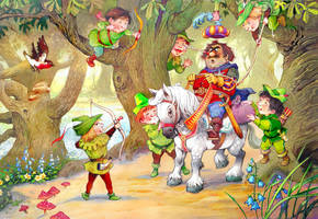 The Sherwood Kids by JohnPatience