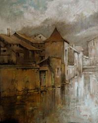 Little Landscape 2 by JohnPatience