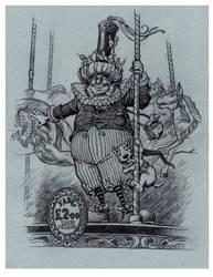 Mr. Merrygoround by JohnPatience