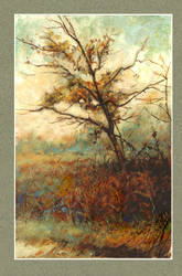Tree Miniscape by JohnPatience