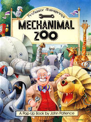 Mechanimal Zoo Cover by JohnPatience