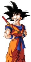 Goku by BardockSonic