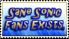Sane Sonic Fans Exist by SuperNicolas1234