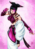 Juri finished by luihzUmreal