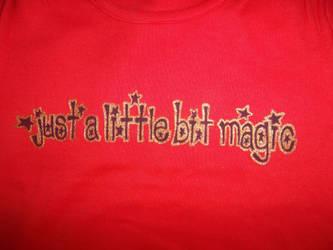 Just a little bit magic! by OrangeAfterGlow