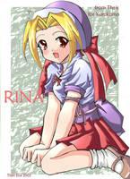 Rina-chan for Kurokumo by tatah