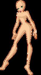 Winx Club Base: Full Body by ShimmeringMagic