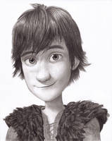 Hiccup by Ignis-Phoenix