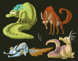 Tailypo Concepts by Turtle-Arts