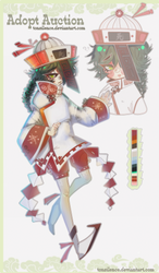 Adoptable Auction [OPEN] Jiangshi by TonSilence