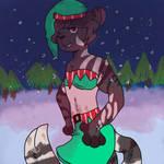 Sexy Elf by cloverkinz