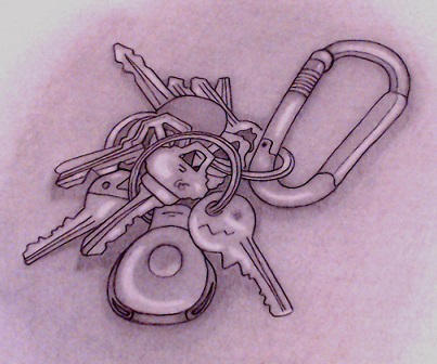Keys by corpseandCo