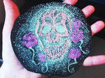 Neon Skully by corpseandCo