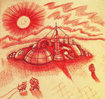Mars Base by corpseandCo