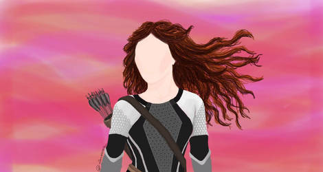 Katniss - Hunger Games - Be Your Own Katniss by The-Mocking-JLaw