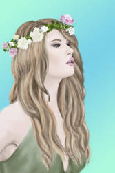 Woodland Fairy by The-Mocking-JLaw