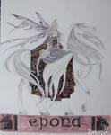 Horse Faerie 'Epona' - WIP 4 by Esmerelde