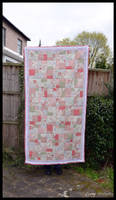 Country Cottage Quilt Commission by Esmerelde