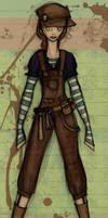 Steampunk 2: Gadgeteer by Luai-lashire