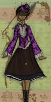 Steampunk 4: Aristocrat by Luai-lashire