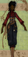Steampunk 5: Elegant Scientist by Luai-lashire
