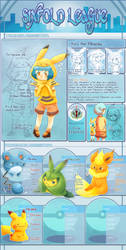 Kiro the Pikachu...kid by Eledora