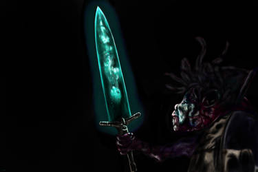 Ludwig, The Holy Blade by Gattux