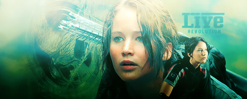 Hunger games .. Sign by Hanen-Madi