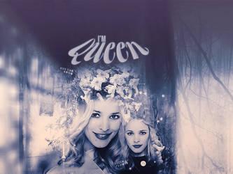 I'm Queen .. Blend by Hanen-Madi