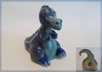Saltosaurus by LRJProductions
