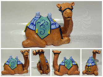 Large Camel by LRJProductions