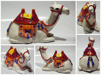 Small Camel by LRJProductions